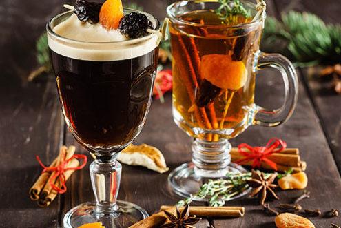 Гарячі напої з пива зроблять зимовий вечір по-особливому смачним