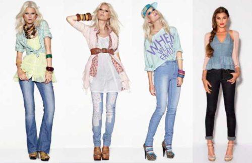 Як обрати ідеальні джинси?