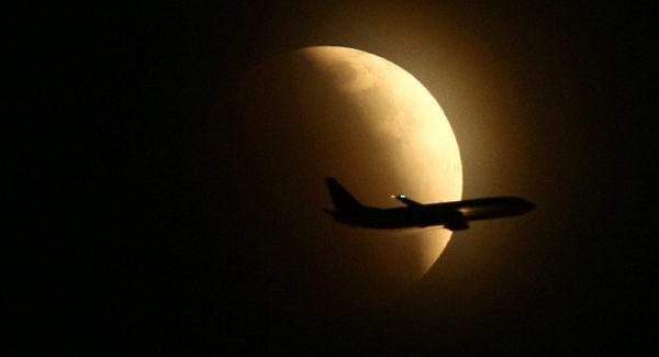 Україна побачить рекордне Місячне затемнення