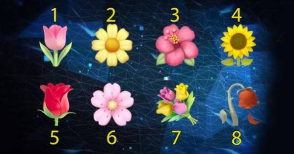 Вибери квітку і дізнайся, коли ти вийдеш заміж (одружишся)