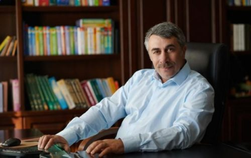 Комаровський відповідає на питання про необхідність вакцинації дорослих від дифтерії